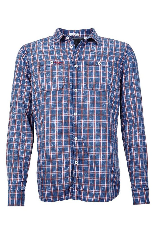 Pepe Jeans Hemd »HAP« in blau