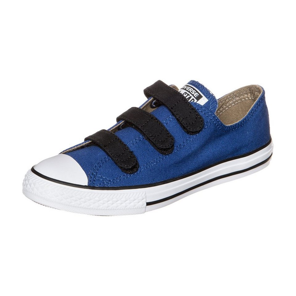 CONVERSE Chuck Taylor All Star 3V OX Sneaker Kinder in blau