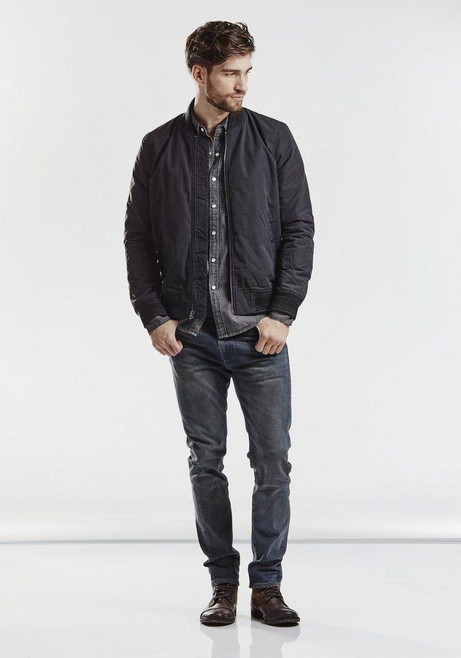 Levi's® Outdoorjacke in schwarz
