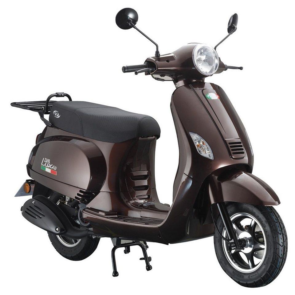 Motorroller 50 Ccm 3 Ps 45 Km H F R 2 Personen