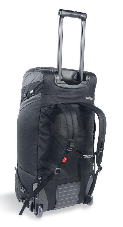 Tatonka Sport- und Freizeittasche »Escape Roller« in schwarz