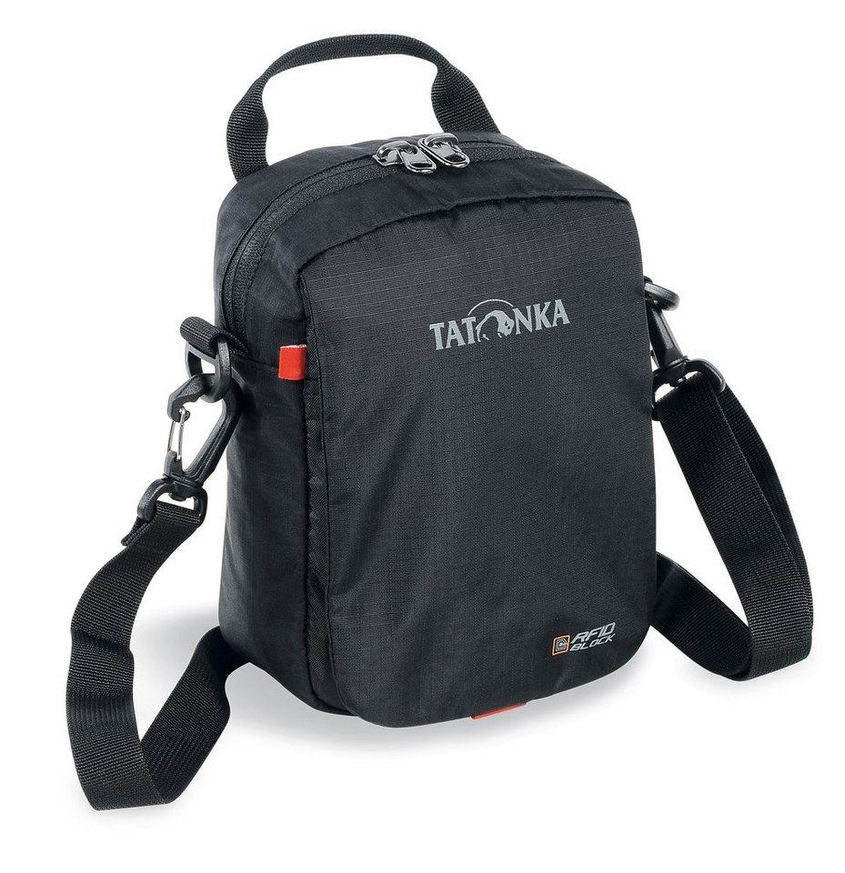 Tatonka Sport- und Freizeittasche »Check In RFID B Shoulder Bag« in schwarz