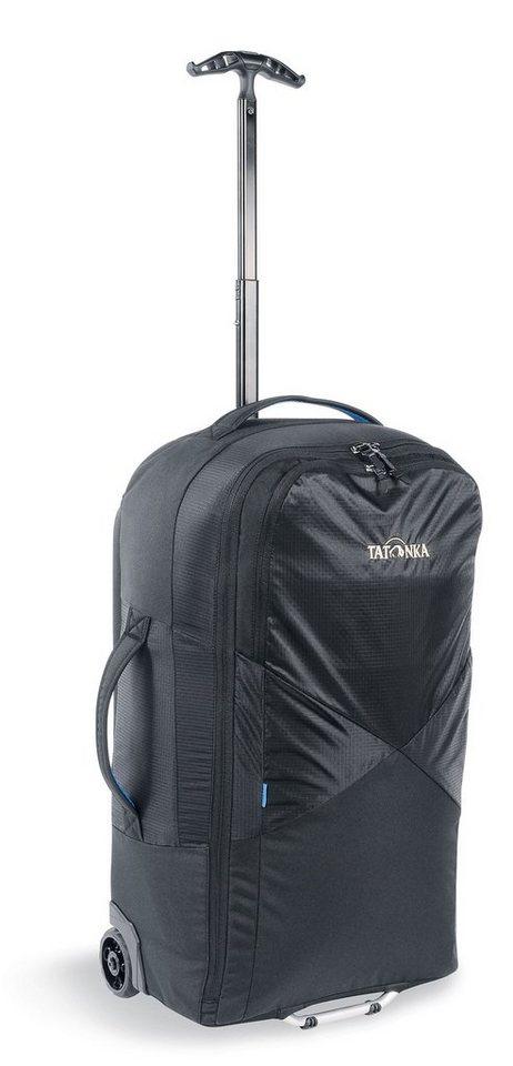Tatonka Sport- und Freizeittasche »Escape Roller LT« in schwarz
