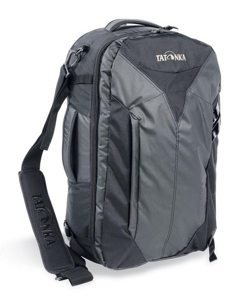 Tatonka Sport- und Freizeittasche »Flightcase« in schwarz