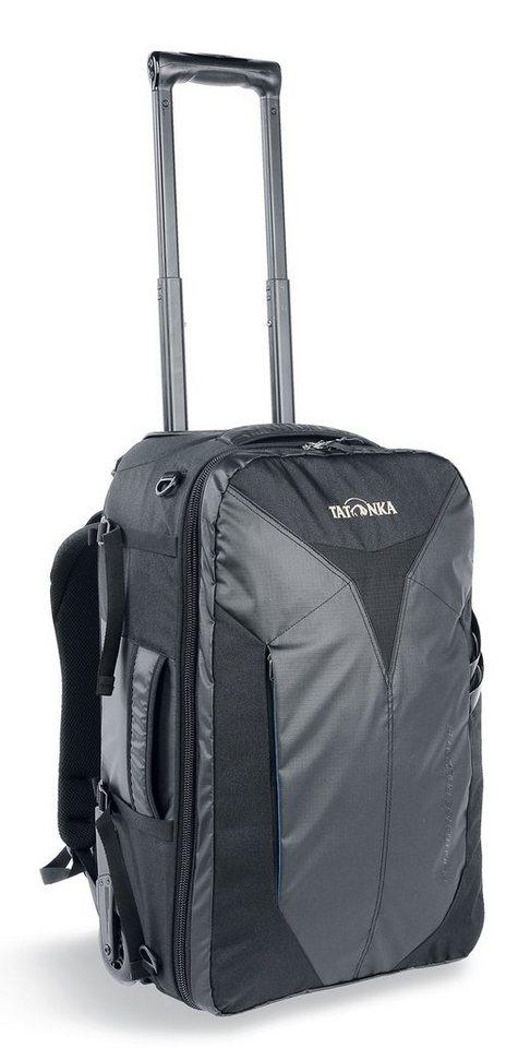 Tatonka Sport- und Freizeittasche »Flightcase Roller M 38 L« in schwarz