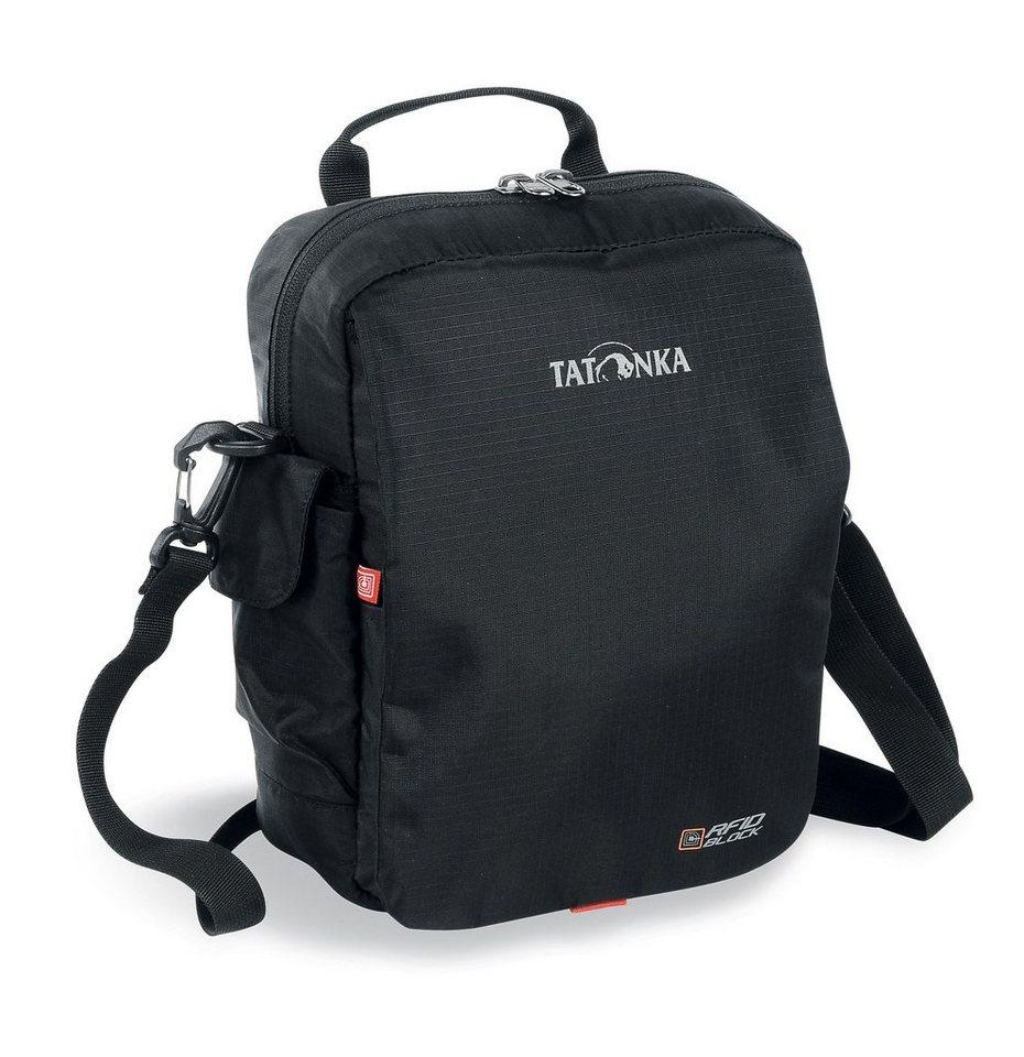Tatonka Sport- und Freizeittasche »Check In XL RFID B Shoulder Bag« in schwarz