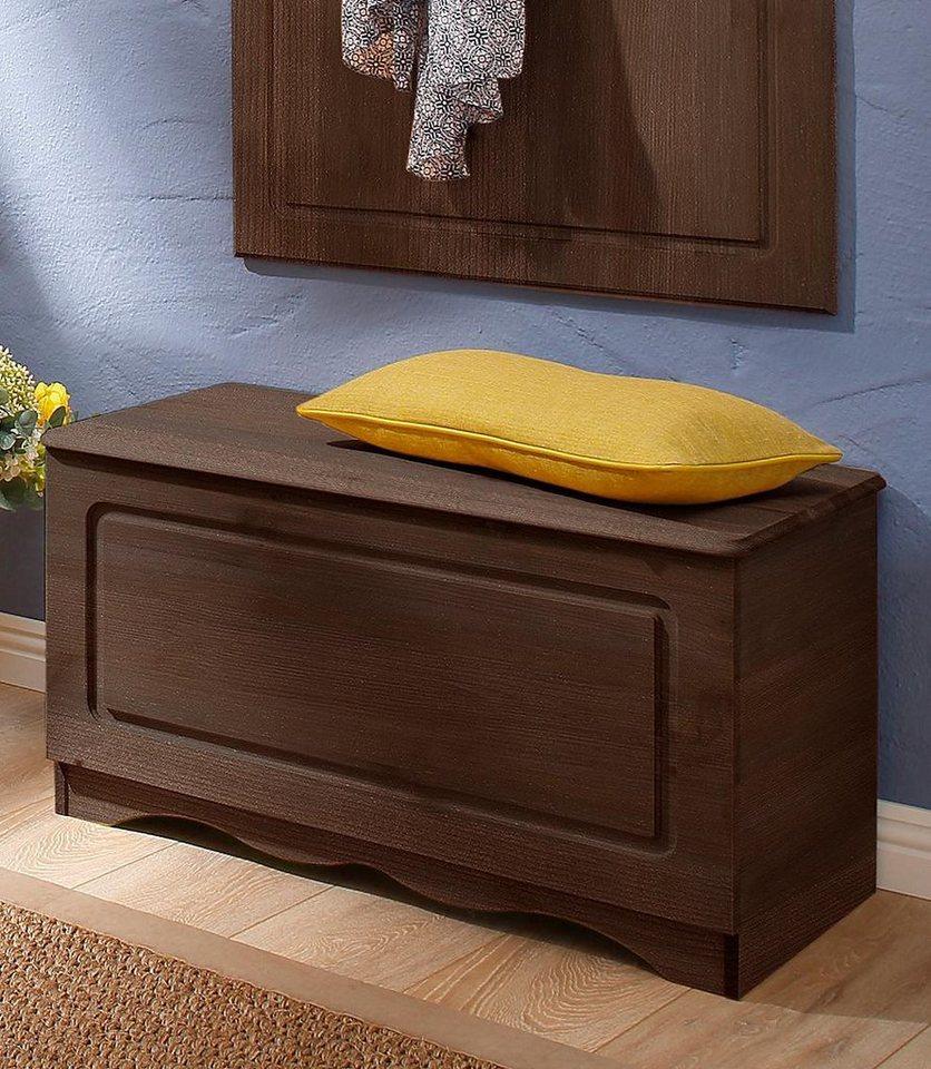 home affaire sitztruhe emden online kaufen otto. Black Bedroom Furniture Sets. Home Design Ideas