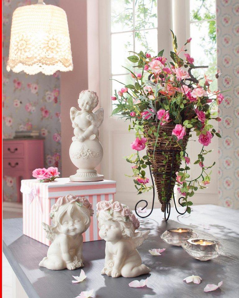 Home affaire Kunstblume »Rosenarrangement«