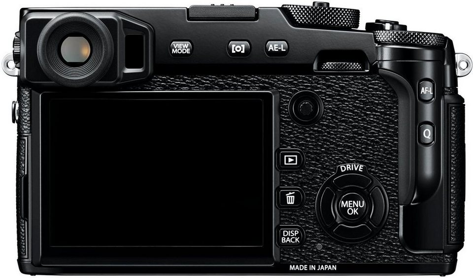 FUJIFILM X-Pro2 Body System Kamera, 24,3 Megapixel, 7,6 cm (3 Zoll) Display in schwarz