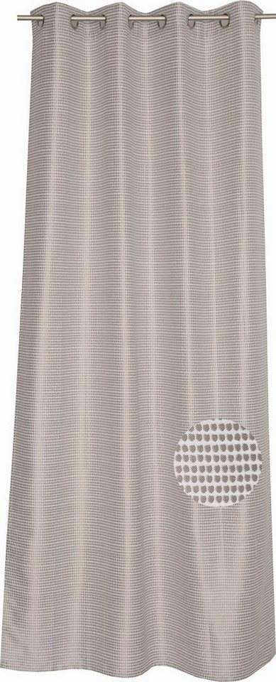 Vorhang, Esprit, »Deep Impary« (1 Stück) in grey