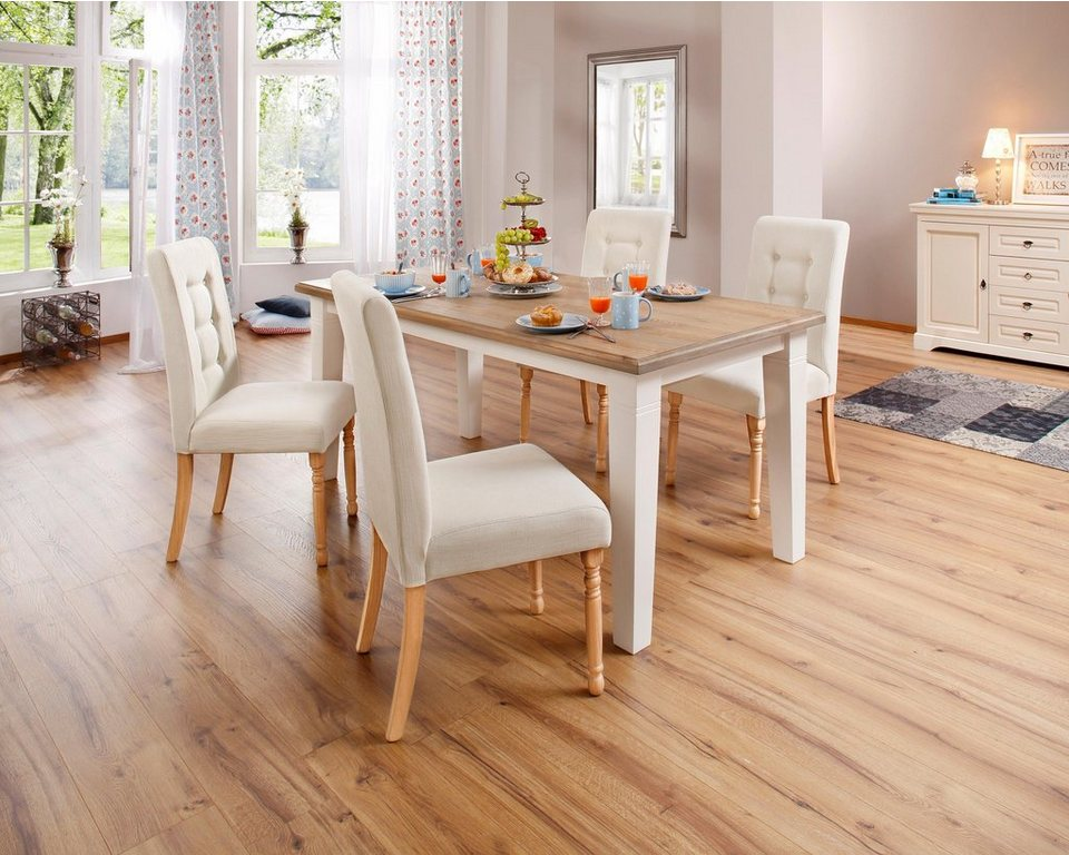 home affaire stuhl rosalin im 2 er set kaufen otto. Black Bedroom Furniture Sets. Home Design Ideas