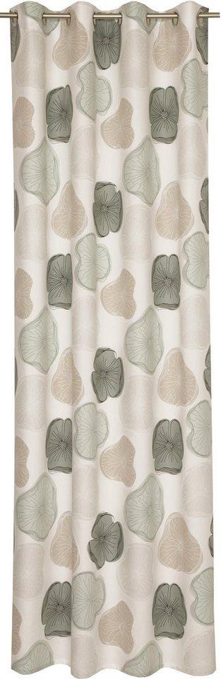 Vorhang, Schöner Wohnen, »Poppy« (1 Stück) in grau-beige