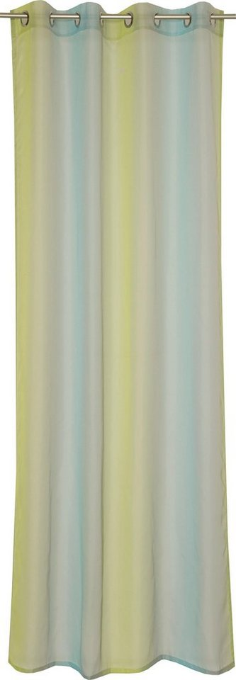 Gardine, Schöner Wohnen, »Corso« (1 Stück) in aqua