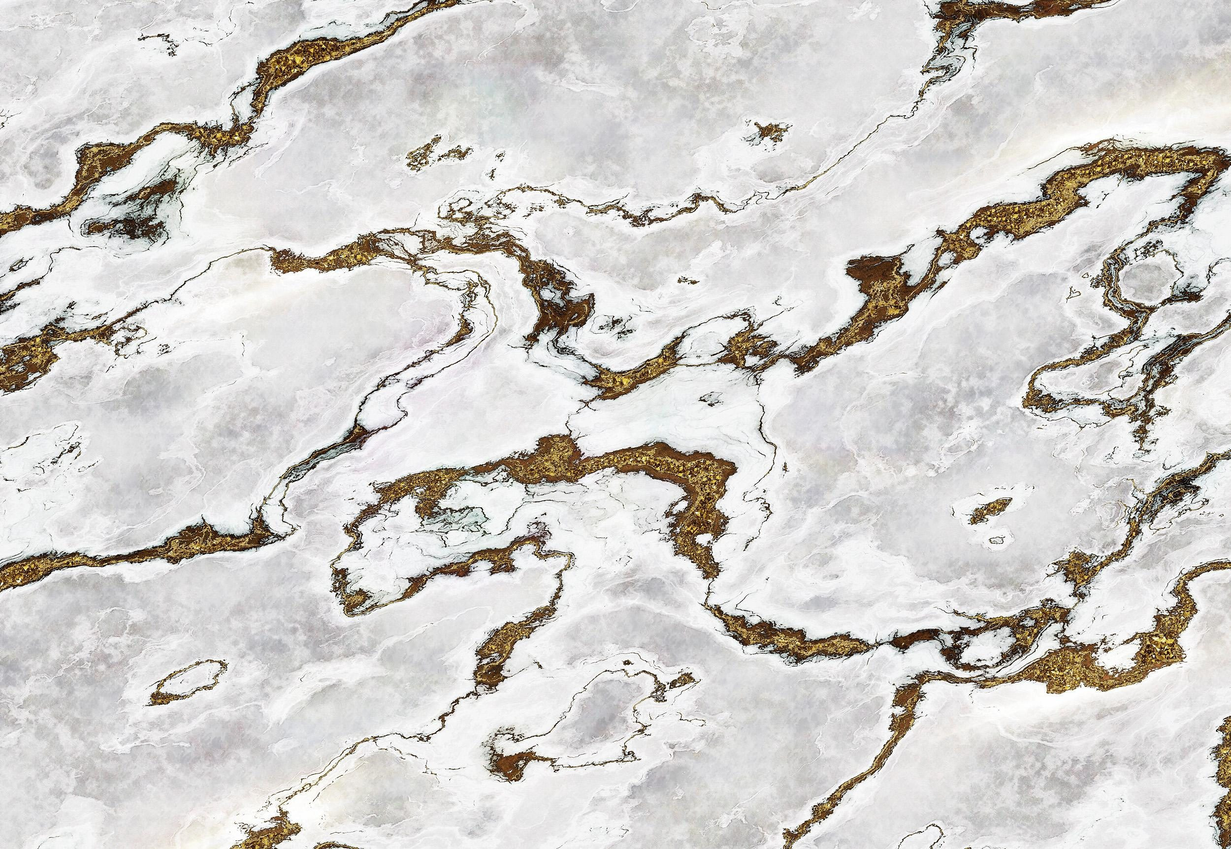 Komar Papiertapete »Marmoro«, 368/254 cm