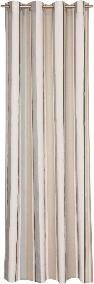 Vorhang »Stripes«, SCHÖNER WOHNEN-KOLLEKTION, Ösen (1 Stück) online ...