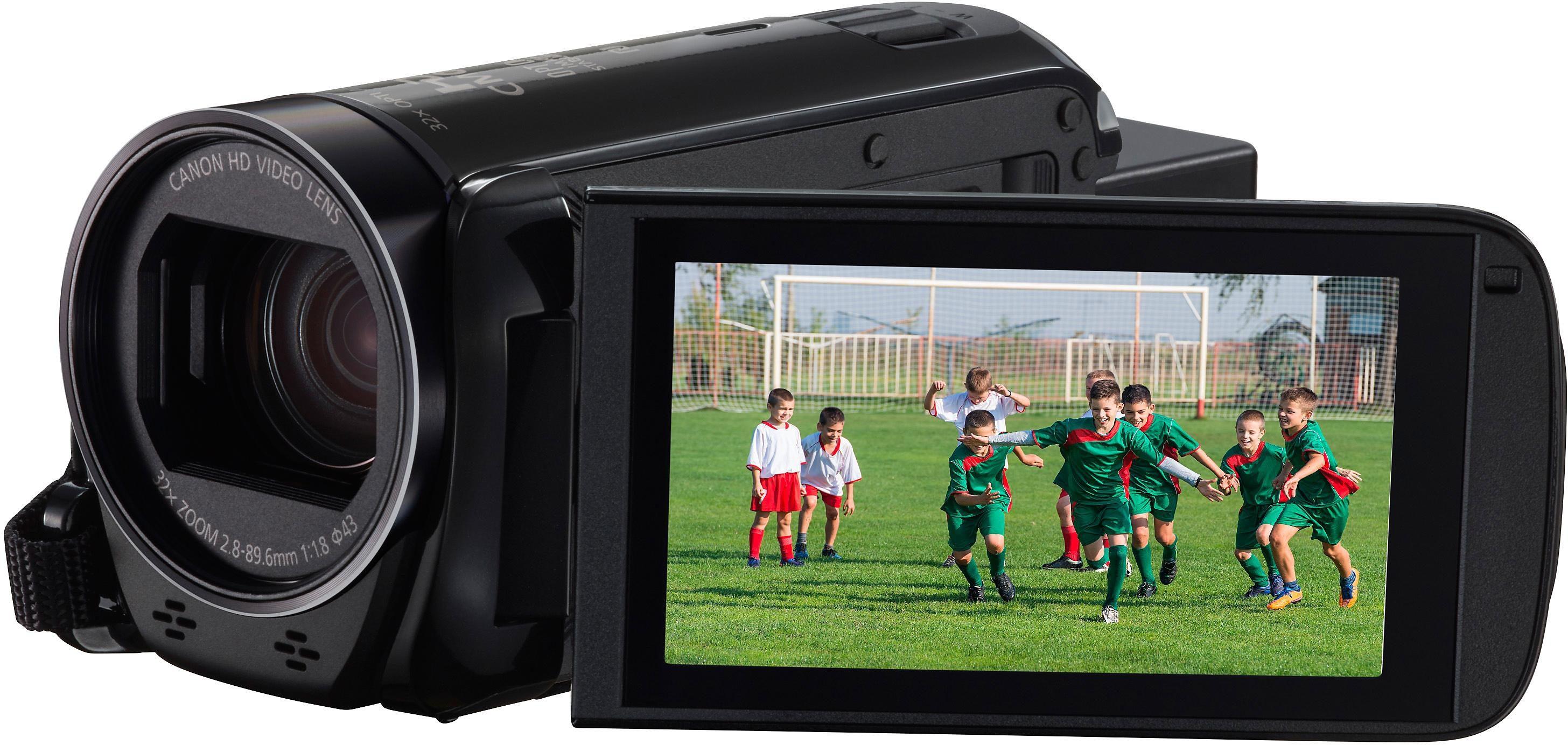 Canon LEGRIA HF-R76 1080p (Full HD) Camcorder, WLAN, NFC