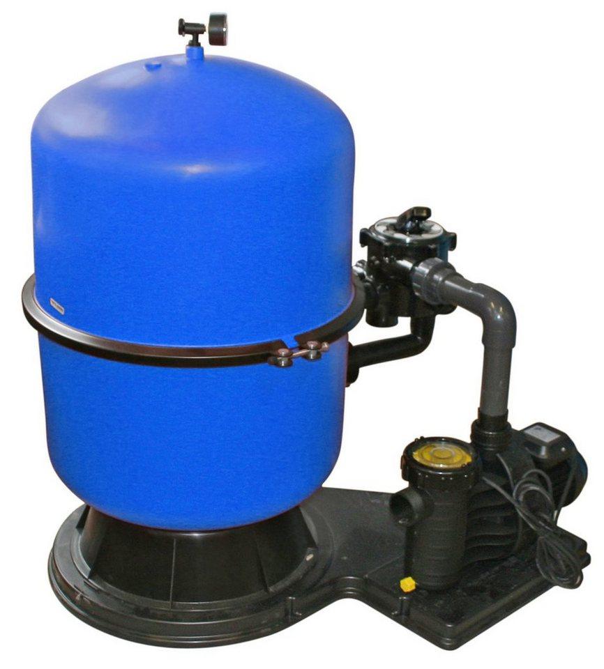 Sandfilteranlage »SF 500« in blau