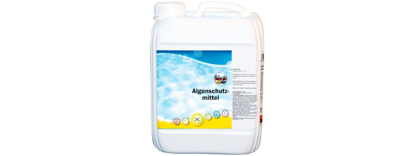 Wasserpflege »Algenschutzmittel 5 L Kanister, schaumarm«