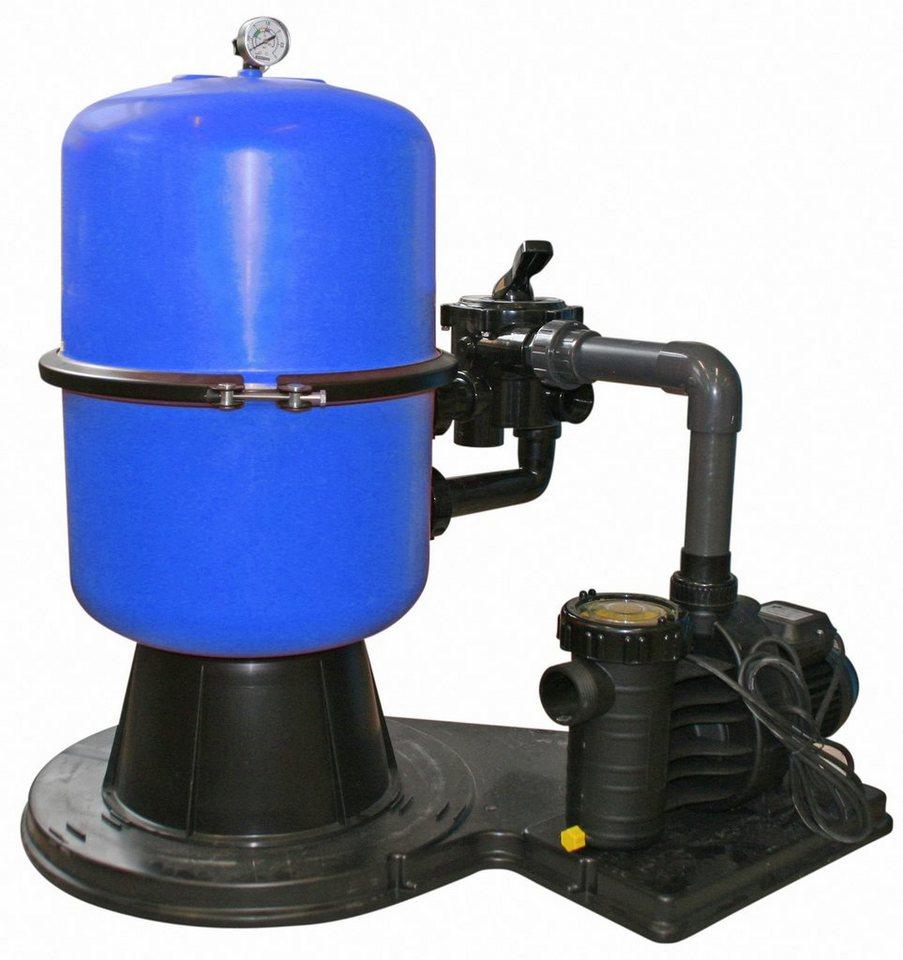 Sandfilteranlage »SF 400« in blau