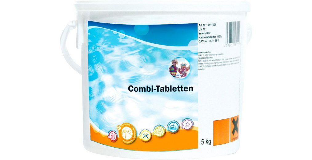 Wasserpflege »Combi-Tabletten 5,0 kg Eimer«