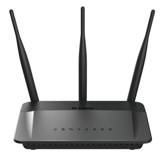 D-Link Router »DIR-809/E AC750 Dualband Router«