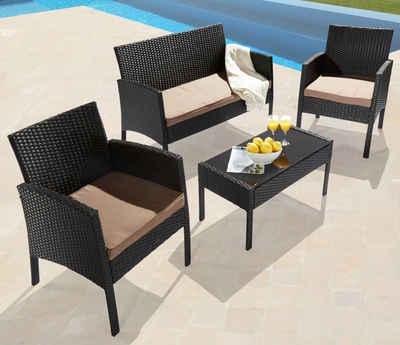 Loungemöbel set balkon  Loungemöbel online kaufen » Lounge-Gartenmöbel | OTTO