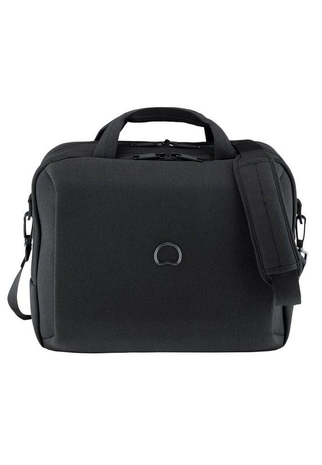 DELSEY Aktentasche mit 14-Zoll Laptopfach, »Mouvement« in schwarz