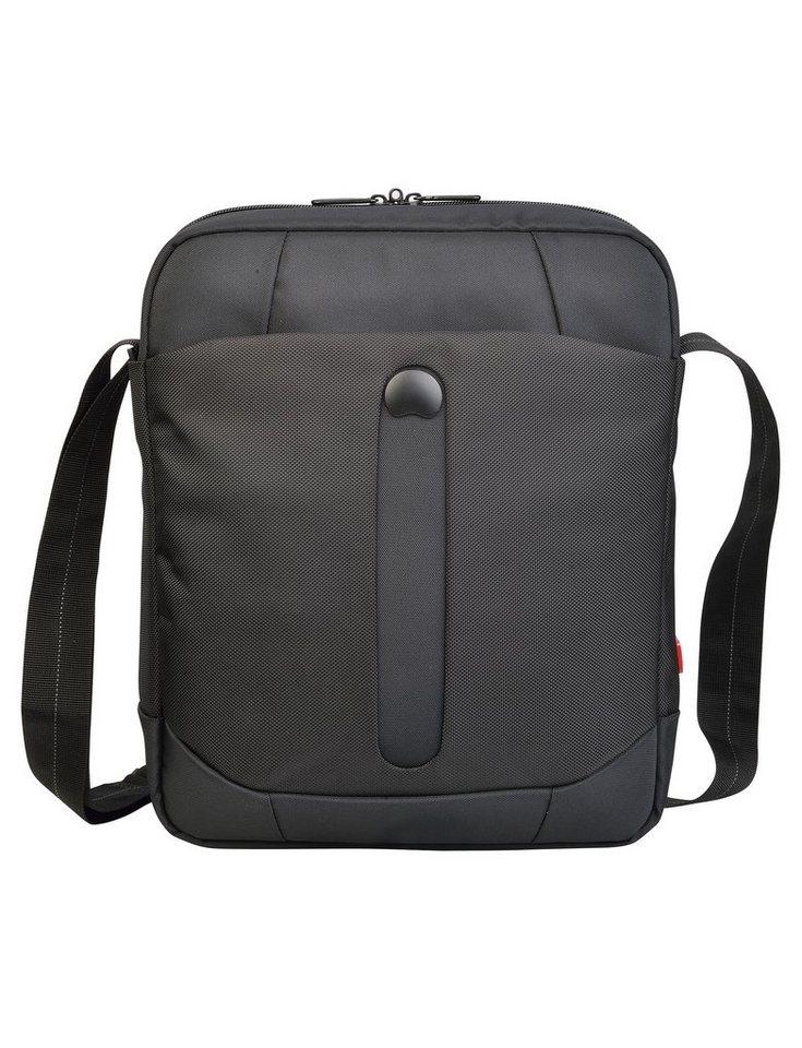 DELSEY Umhängetasche mit 13,3-Zoll Laptopfach, »Bellecour« in schwarz
