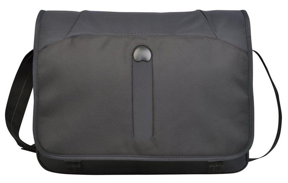 DELSEY Businesstasche mit gepolstertem 14-Zoll Laptopfach, »Bellecour« in schwarz