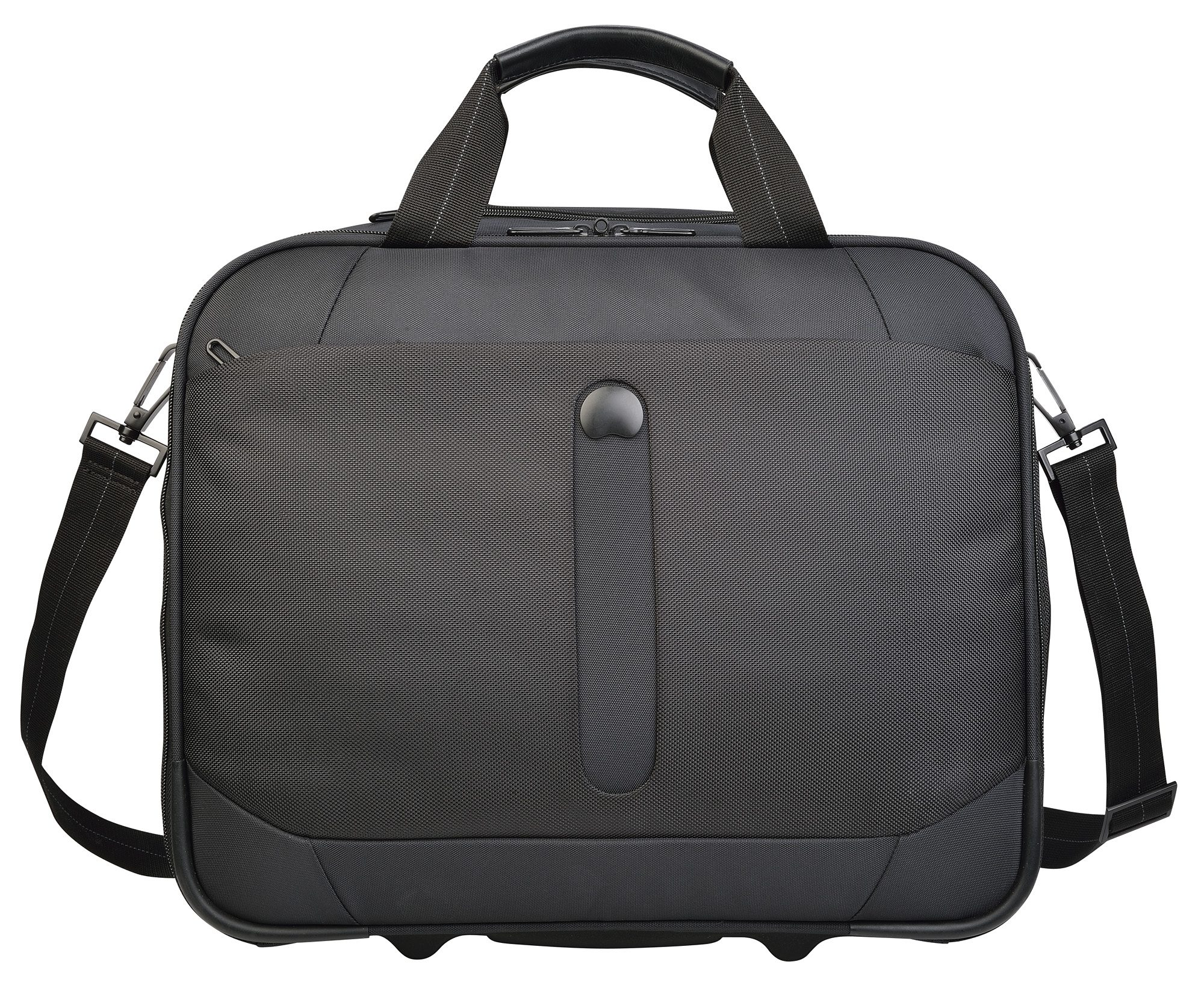 DELSEY Business Trolley mit 2 Rollen und 14-Zoll Laptopfach, »Bellecour«