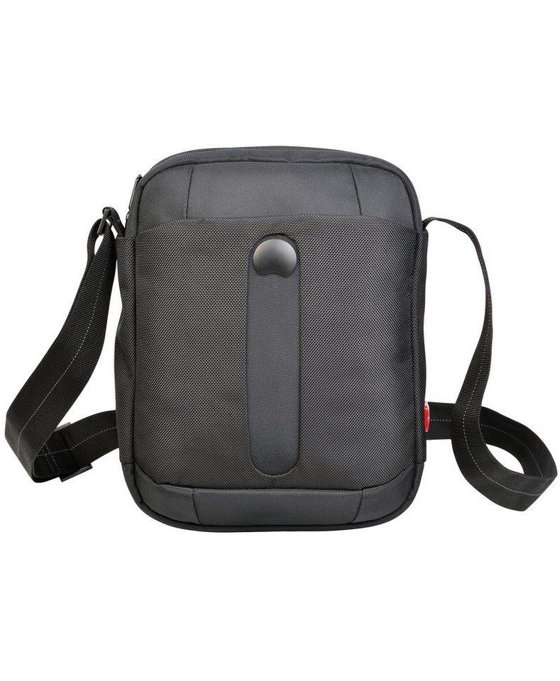 DELSEY Umhängetasche mti 10,1-Zoll Tabletfach, »Bellecour« in schwarz