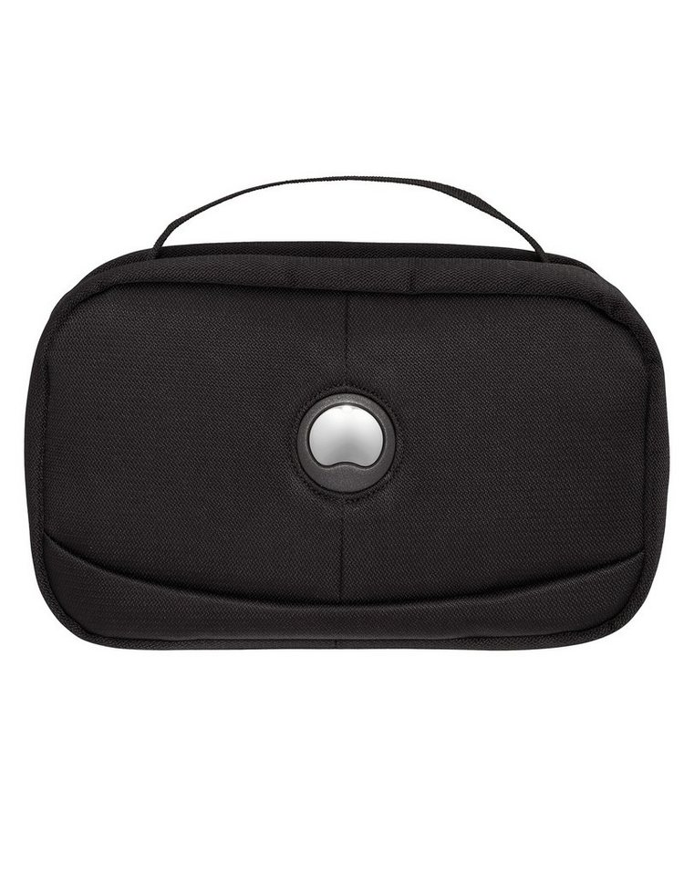 DELSEY Kulturtasche, faltbar, »U-Lite Classic« in schwarz