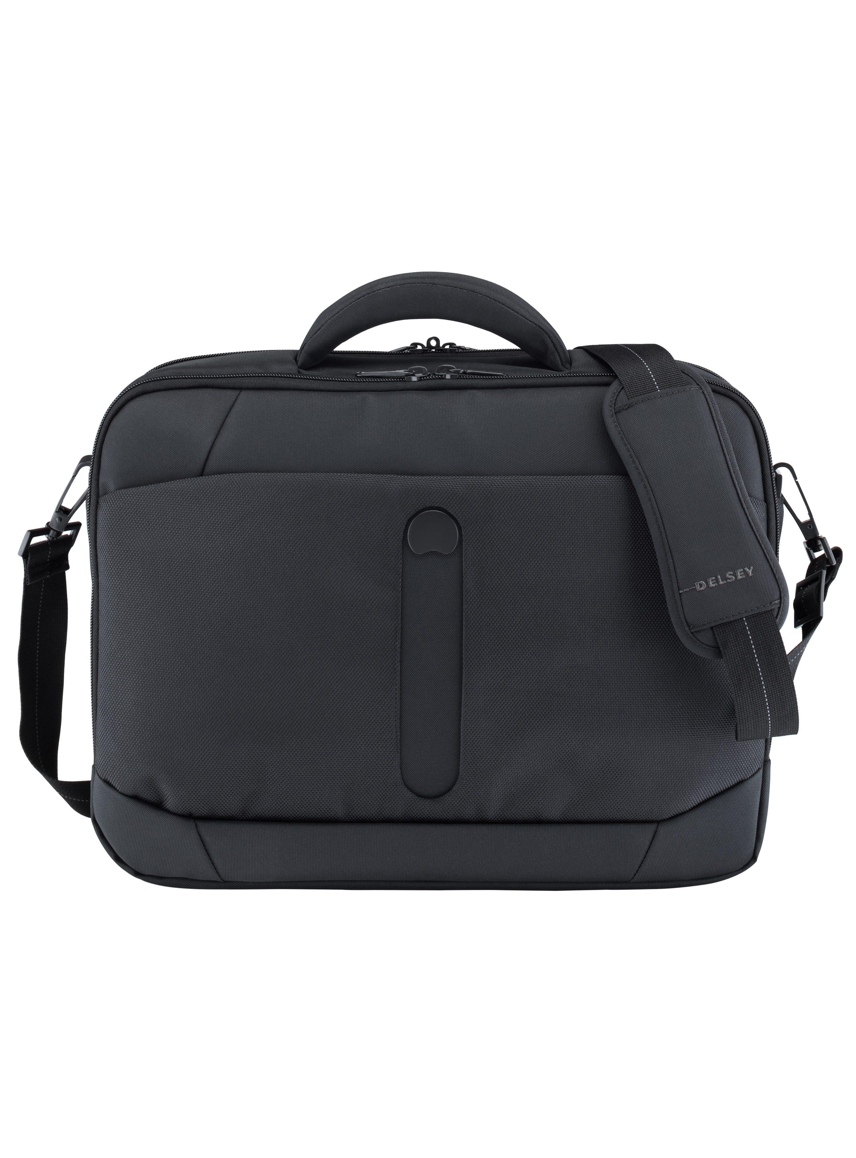 DELSEY Umhängetasche mit 15,6-Zoll Laptopfach, »Bellecour«