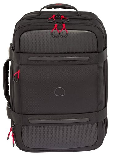 delsey rucksack koffer mit 17 3 zoll laptopfach montsouris online kaufen otto. Black Bedroom Furniture Sets. Home Design Ideas