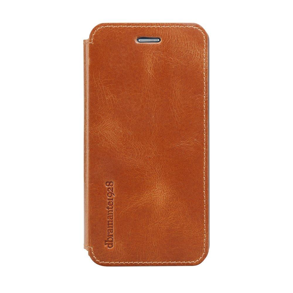 dbramante1928 LederCase »Folio Frederiksberg 2 Samsung Galaxy S6 Golden Tan«