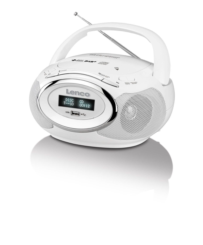 Lenco UKW Radio »SCD-99 DAB+«