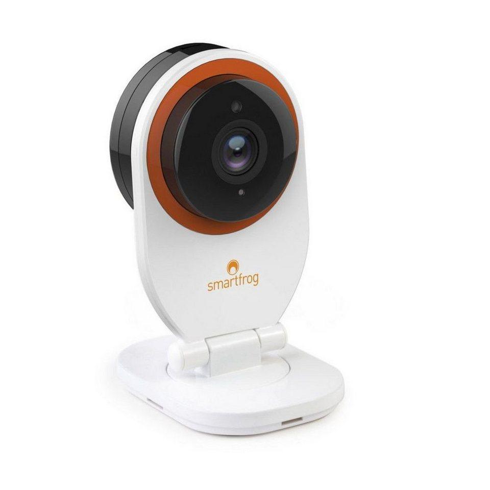 Smartfrog Komplettlösung als mtl. kündbares Abo »Überwachungskamera inkl. Video-Speicher« in Weiß