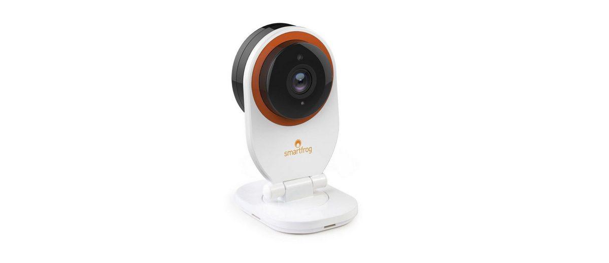Smartfrog Komplettlösung als mtl. kündbares Abo »Überwachungskamera inkl. Video-Speicher«