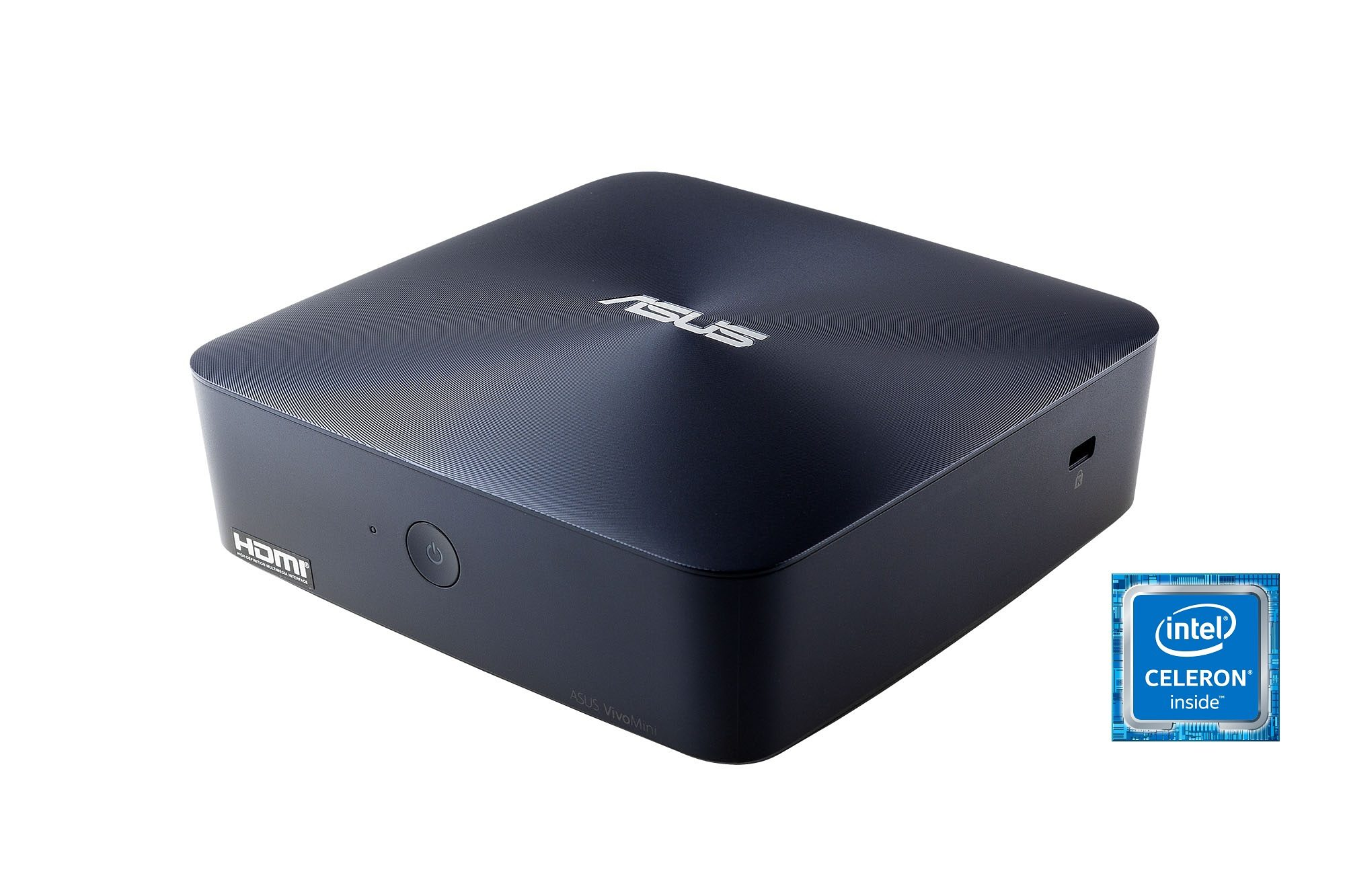 ASUS Vivo Mini-PC, Intel® Celeron® N3150, 2GB, 32GB SSD »UN45H-DM042Z (90MS00R2-M00420)«