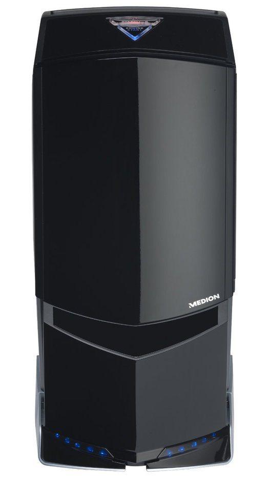 MEDION® PC ERAZER® X5397 E, Intel® Core i7 »2TB HDD, 128GB SSD« in Schwarz