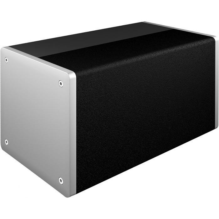 NOXON Multiroom Speaker »NOVA S Speaker« in silber-schwarz