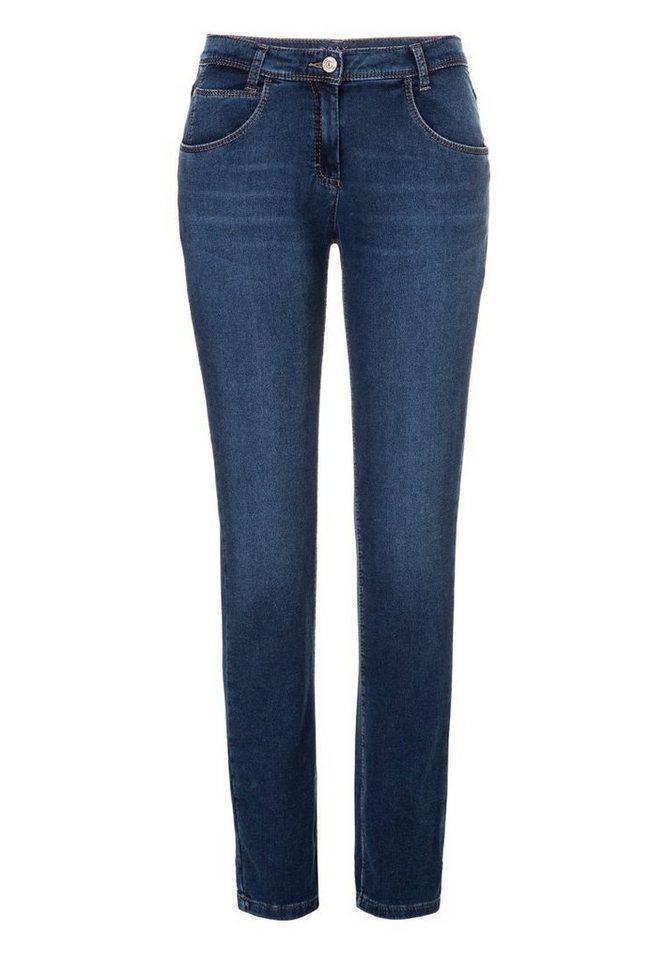 BRAX Jeans »MONTANA STRAIGH« in REGULAR BLUE
