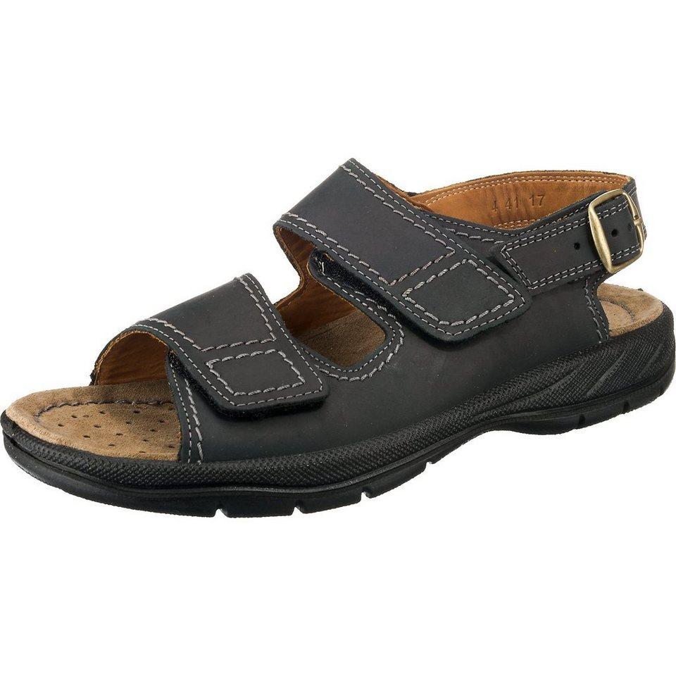 JOMOS Sandalen weit in schwarz