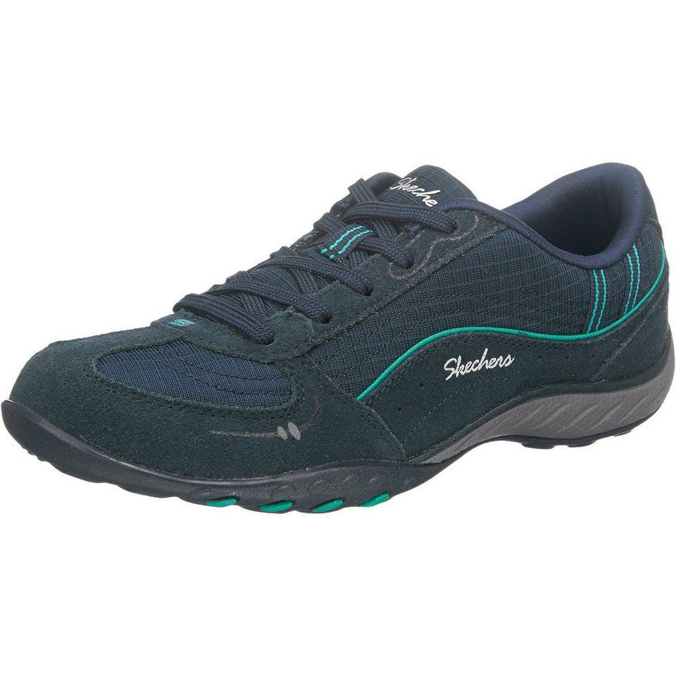 SKECHERS Breathe-EasyJust Relax Sneakers in dunkelblau