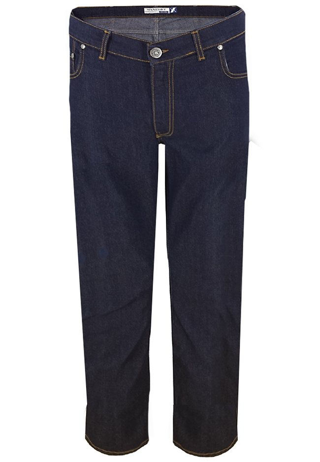 maxfort Jeans in Blau