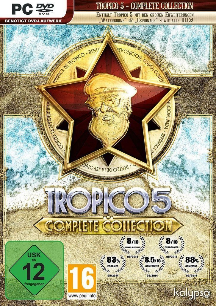 Kalypso PC - Spiel »Tropico 5 Complete Collection«
