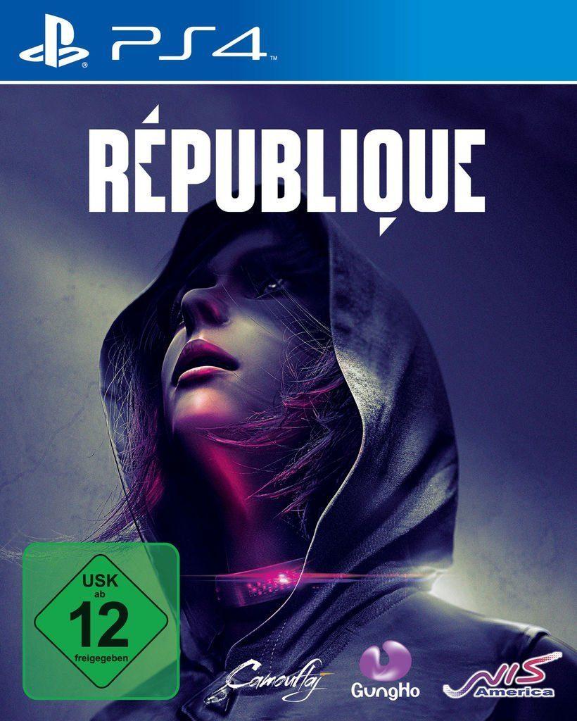NIS Playstation 4 - Spiel »Republique«