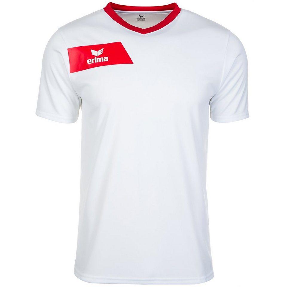 ERIMA Porto Trikot Herren in weiß/rot