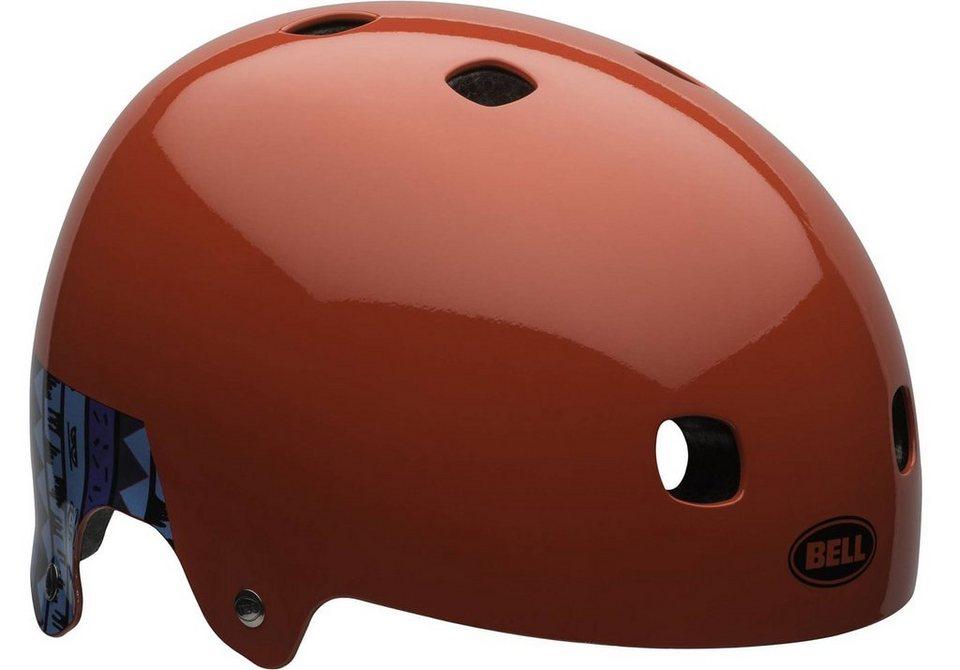 Bell Fahrradhelm »Segment Junior Helmet« in rot