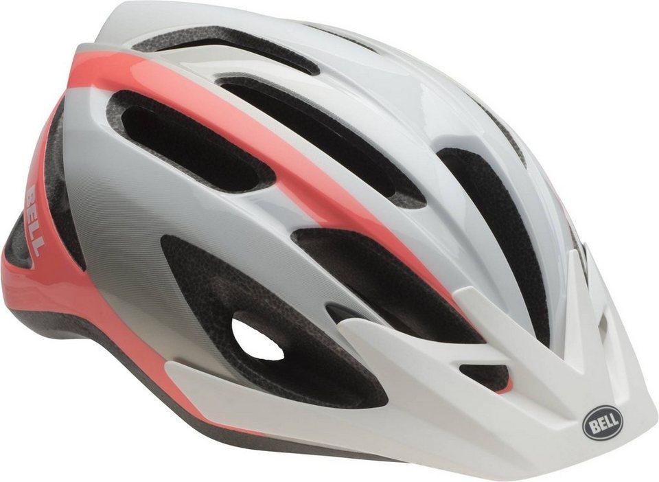 Bell Fahrradhelm »Crest Helmet unisize« in weiß